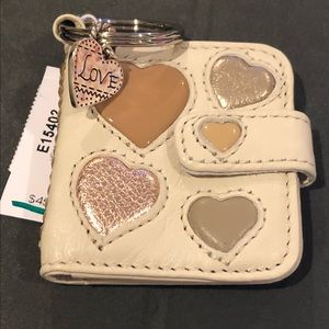 Brighton Heart Picture Holder Key Chain